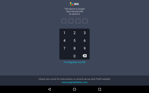 AVG AntiVirus FREE for Android Security 2017 screenshot 15