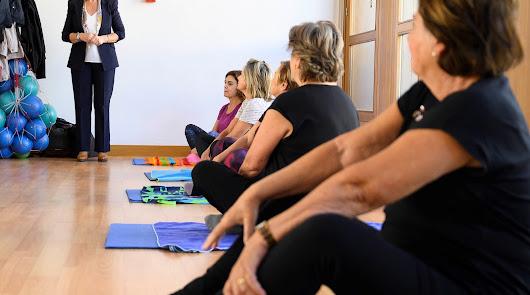 Empiezan los cursos presenciales en los Centros de la Mujer