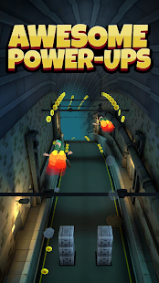 Overspin: Night Run – 3D double runner 7