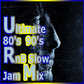 Ultimate 80's  90's RnB Slow Jam Mix Soul music