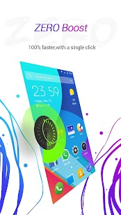 ZERO Launcher pro,smart,boost Screenshot 7