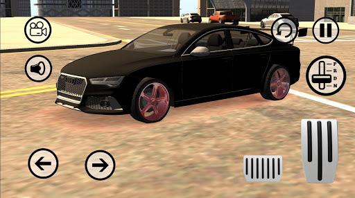 Extreme Speed Audi S7 Quattro Car Simulator 1.0 screenshots 4