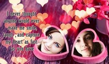 Love Romantic Photo Frame - screenshot thumbnail 02
