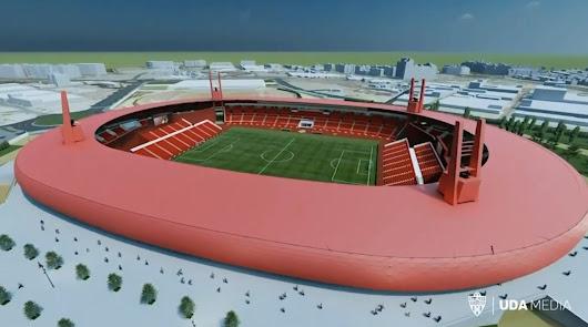 A la espera de resolver la concesión del Estadio de los Juegos Mediterráneos