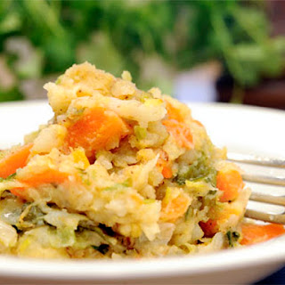 Traditional Bubble and Squeak