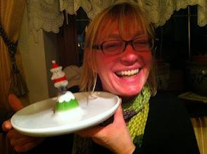 Photo: Freude über ein Weihnachtsgeschenk