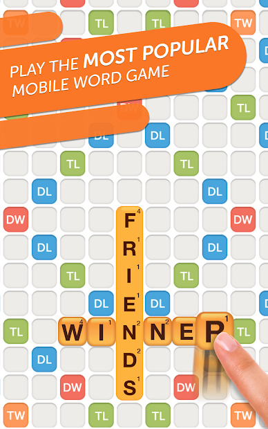 Words With Friends 2 – Free Word Games & Puzzles Android App Screenshot