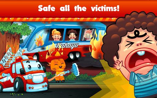 Marbel Firefighters - Kids Heroes Series  screenshots 13