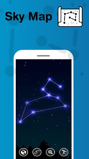 Sky Map View Constellations And Stars Real Time Apk Download