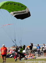 Photo: 3rd Dubai International Parachuting Championship 2011, David Maleze, Speed Round, photo Laurent Stéphane Montfort