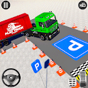 Truck Simulations 3d Parking icon