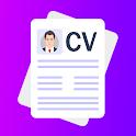 Resume Builder: Free CV Maker, PDF & WORD Format icon