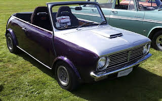 Mini Clubman Convertible Rent Southland