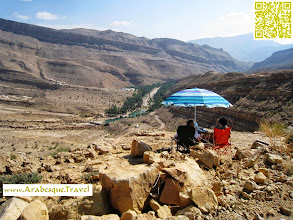 Photo: Wadi bani Khalid Oman