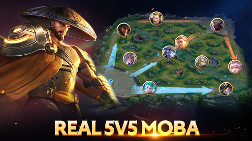 Arena of Valor: Arena 5v5  trampa 5