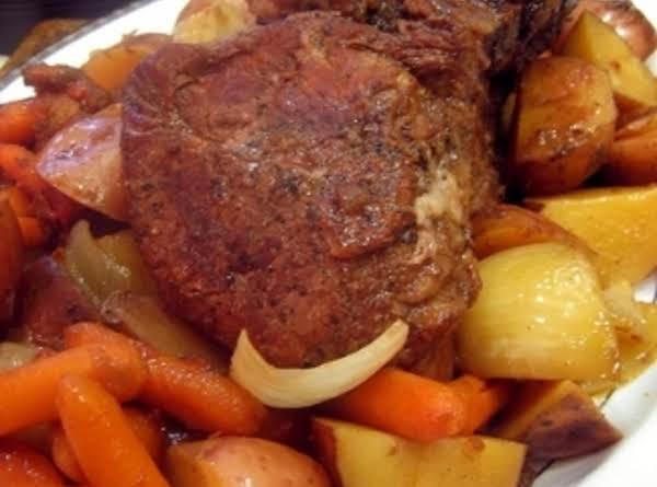 Crockpot Roast Recipe