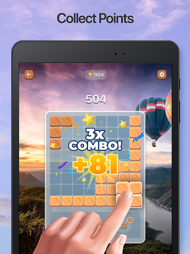 Combo Blocks - Classic Block Puzzle Game  screenshots 10