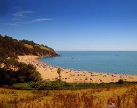 Photo: Blackpool Sands, a D Day Training Ground