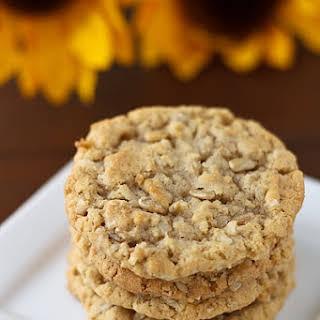 Sunflower Seed Cookies.