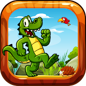 Crocodile Adventure World icon