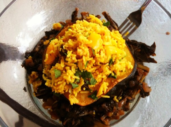 Easy Curried Rice With Raisins, Dr. Esselstyn Recipe