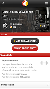 Personal Fitness Trainer screenshot 3