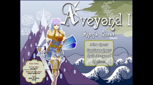 PC u7528 Aveyond 1: Rhen's Quest 1
