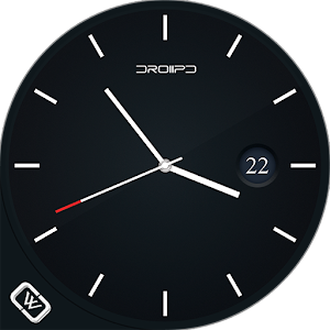 download Tailspin Decent HD Watch Face apk