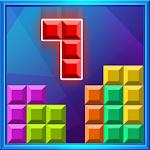 Classic Tetris Block Puzzle Brick Breaker Blitz Icon