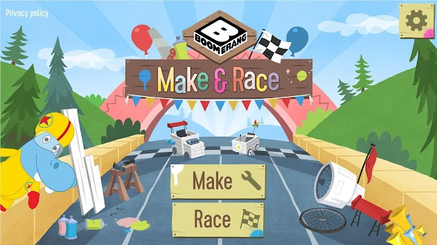 Boomerang Make And Race APK screenshot thumbnail 1