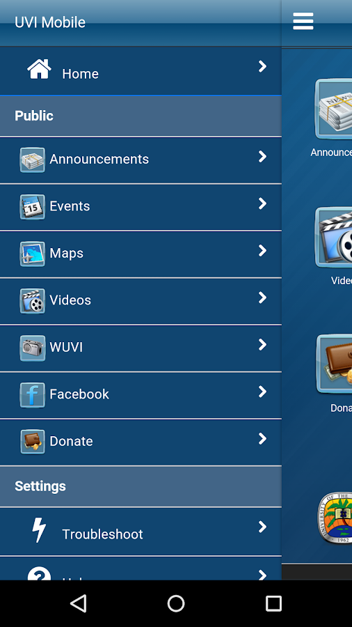 UVI Mobile- screenshot