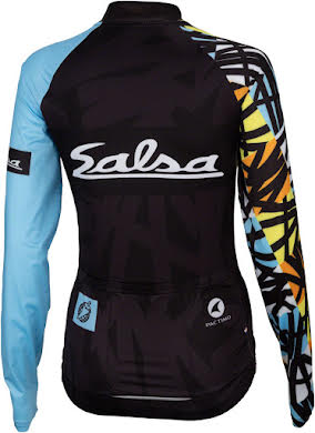 Salsa Wild Kit Jersey - Long Sleeve, Women's alternate image 0