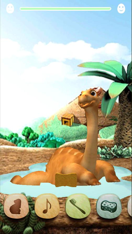 Dinosaurus I- screenshot