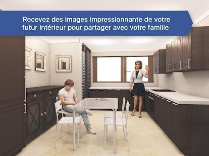 Creer Sa Cuisine Pour Ikea 3D: Idée D'Aménagement – Applications