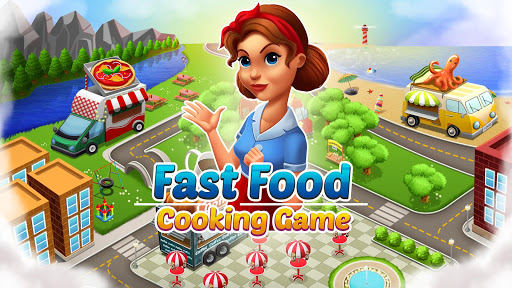 Fast Food Fever - Kitchen Cooking Games Restaurant 1.0 screenshots 1