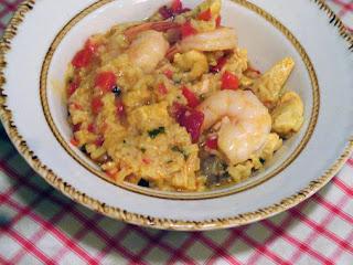 Mark's Chicken Sausage & Shrimp Perloo Recipe