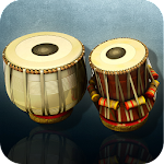 Real Magical Tabla Drums Icon