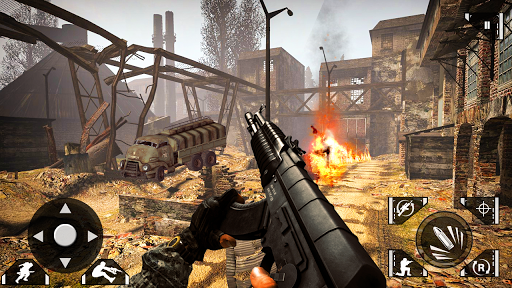 Commando Global Strike Adventure 1.0 screenshots 18