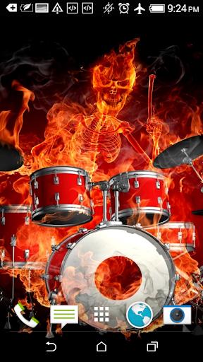 Rock 3D Live Wallpaper