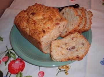 Cheddar Nut Bread