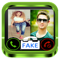 Boy & Girl Fake Caller Prank icon