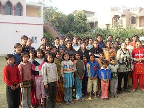 Photo: Medma at Manisha Mandir, 2009
