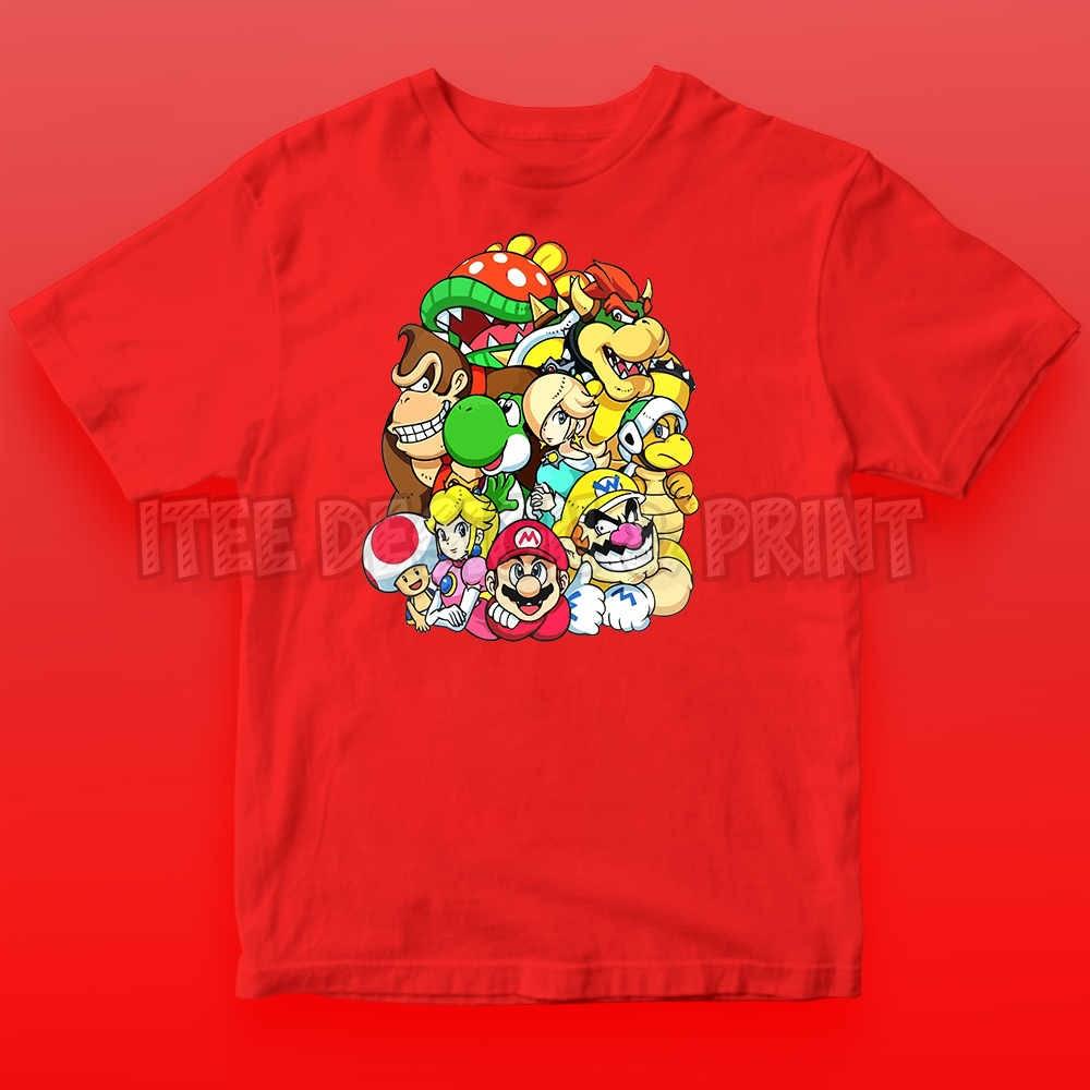 Mario Family 8