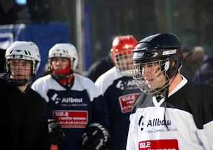Photo: Polar Soccer WM 2011 -Strafstoss