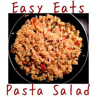 Warm Pasta Salad.
