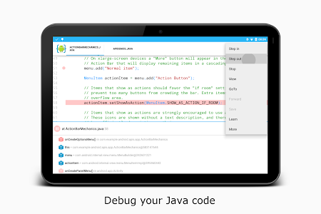 AIDE- IDE for Android Java C++ v2.6.9