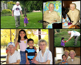 Photo: The kids are really going to miss Great-Grandpa, too