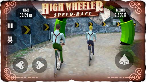 Download High Wheeler Speed Race MOD APK 1