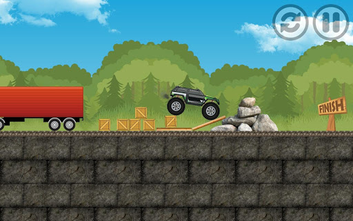 Monster Truck Xtreme Offroad Game modavailable screenshots 12