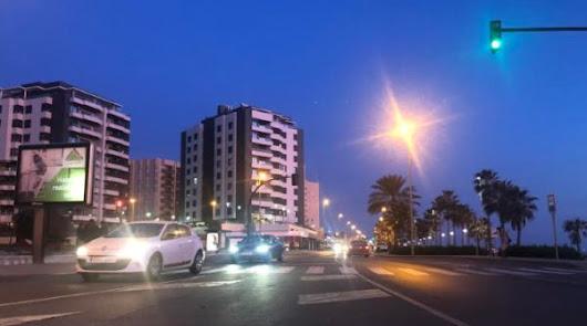 Almería se apunta al vehículo privado para ir al trabajo